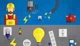 Electricista titulado - foto