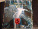 Cartera Oficial Finlandia 2004. 8 Moneda - foto