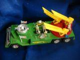 Camion pantera verde misiles GUISVAL - foto