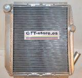 Radiador 70mm renault 5 gt turbo - foto
