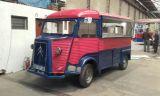 Alquiler Furgoneta food truck - foto