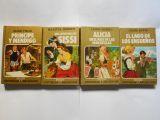 4 LIBROS LITERATURA JUVENIL BRUGUERA - foto