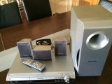 DVD HOME THEATER SOUND SYSTEM.