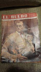 REVISTA ANTIGUA EL RUEDO.  - foto