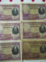50 pesetas 1928 Velázquez - foto