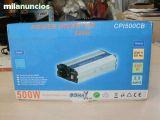CONVERTIDOR DE CORRIENTE 12V A 220 BARAT - foto