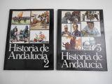 HISTORIA DE ANDALUCÍA (TOMOS 2 Y 3) - foto