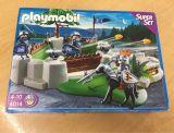 BastiÓn de los caballeros de playmobil - foto