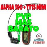 Garmin alpha 100 + tt15 mini - foto