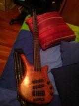 Warwick Thumb Bass NT 5 cordes. - foto
