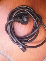 Cable corriente - foto