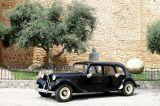 Alquiler coche clasico bodas - foto