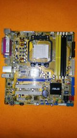 placa base am2 asus m2a- vm - foto