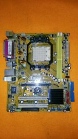 Vendo placa am2 asus m2n mx se plus - foto