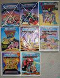 Masters Universo 6 comics vintage - foto