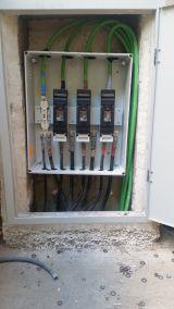 Instalaciones eléctricas de naves indust - foto