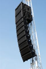 Sonido profesional psso array - foto