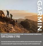 mapa topografía españa v7 pro - foto