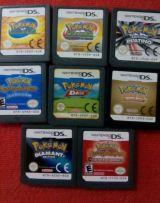 juegos pokemon nintendo ds - foto