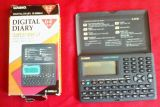 DIGITAL DIARY SF-3600BK-W 64KB CASIO