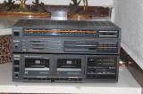 equipo philips amplificador radio casset - foto