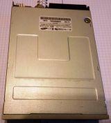 Disketera samsung sfd-321b  fbt3  p5en20 - foto