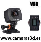 Camara Realidad Virtual, VSR graba 360º - foto