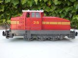 Maquina diesel lgb ESCALA I - foto