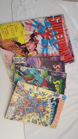 Lote de cómics de superman - foto