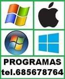 Todo el software para mac (tamb para pc) - foto