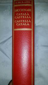 DICCIONARI CATALA- CASTELLA - foto