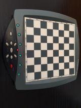 Juego de ajedrez electronico - foto