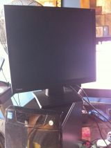 Monitor 19  optiquest sony negro - foto