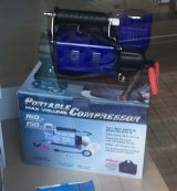 Compresor portátil - foto
