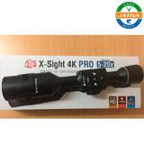 Visor atn x-sight 4k pro 5-20x full hd - foto