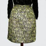 Falda brocado - foto
