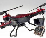 Drone c/ pantalla fpv, eadless y retorno - foto