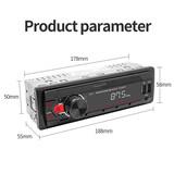 Auto radio coche usb sd bluetooth - foto