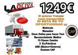 CAP INICIAL + CARNET DE CAMIÓN 1049 - foto