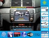 Navegador radio BMW E46 Android - foto