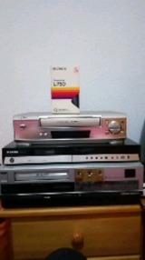 Paso cintas Beta  y vhs a dvd - foto