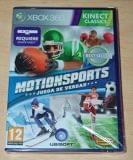 Juego para xbox 360 motionsports - foto