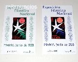 Colección de hojitas de España - foto