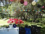 FINCA PARTICULAR al aire libre eventos - foto