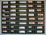 Lote de memorias ddr para portÁtiles. - foto