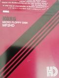 Tarjeta de sonido floppy disk Korg - foto