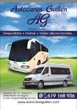 Autobuses de alquiler - foto