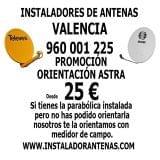 Parabolicas Valencia - foto