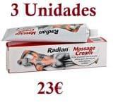 Cremas Radian 3x23  Envio Cert gratis - foto