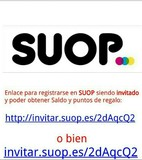 HAZTE DE SUOP GANANDO EUROS Y PUNTOS